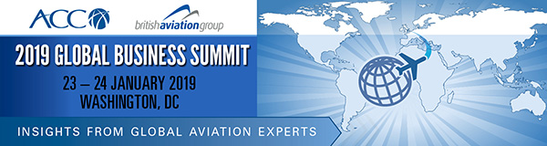 BAG/ACC Global Business Summit  23-24 January 2019