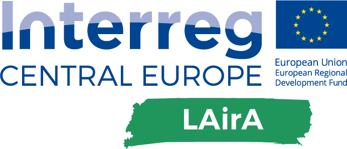 LAIRA: IMPROVING LANDSIDE ACCESSIBILITY OF AIRPORTS IN CENTRAL EUROPE