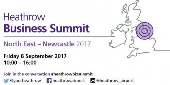 Heathrow Business Summit - Newcastle